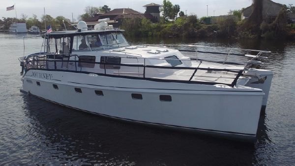 Endeavour Trawlercat 44 2003 TrawlerCat 44