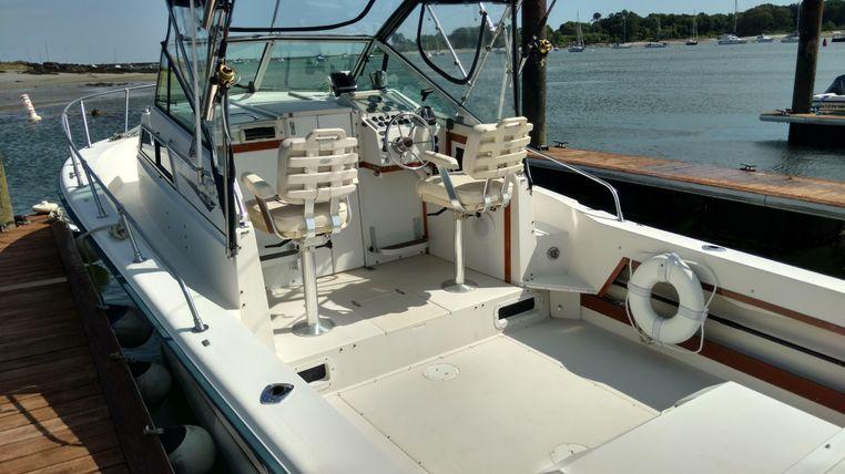 1984 Grady-White Sailfish 254 Dover, New Hampshire - Dover Marine