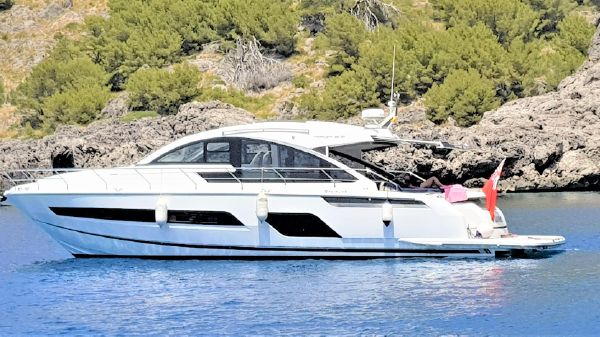 Fairline Targa 53 OPEN