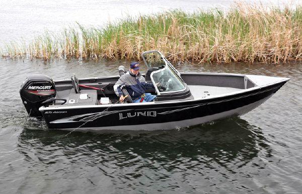 2019 Lund 1675 Adventure Sport