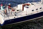 Island Packet Blue Jacket 40image