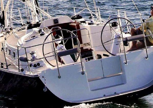 Island Packet Blue Jacket 40 image
