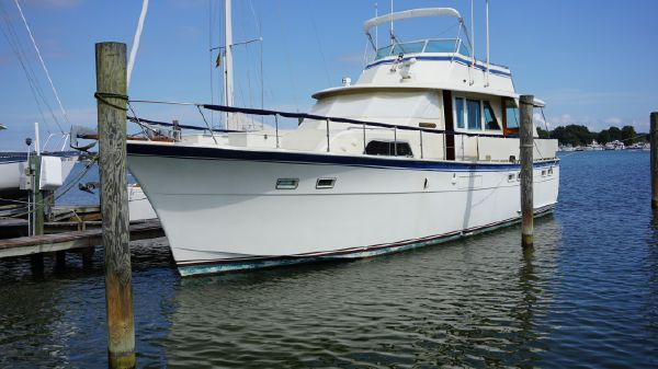 Hatteras 53 Classic Motoryacht