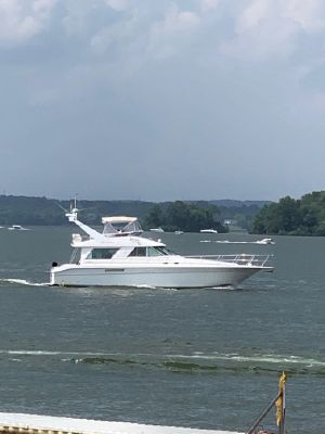 Sea Ray 500 Sedan Bridge - main image