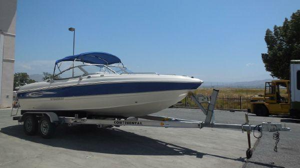 Stingray 195 LS Bowrider