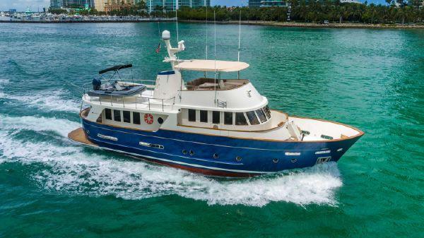 Sea Spirit Long Range Cruiser
