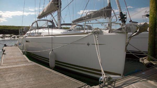 Jeanneau Sun Odyssey 379 Lift Keel