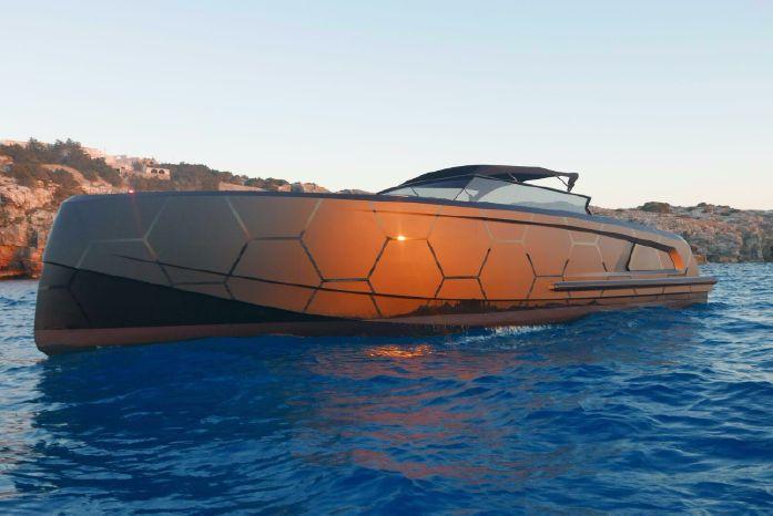 2017 Vanquish Yachts Sport Cruiser