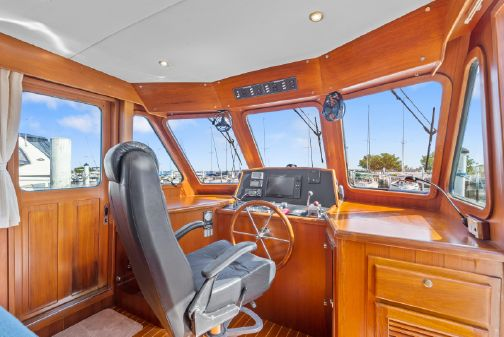 North Pacific 43 Pilothouse image