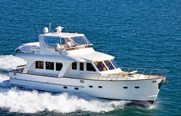2018 Explorer Motor Yachts 60/62