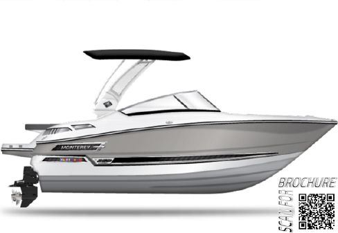 Monterey 298SS Bowrider image