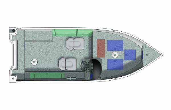 2020 Crestliner 1800 Kodiak SC