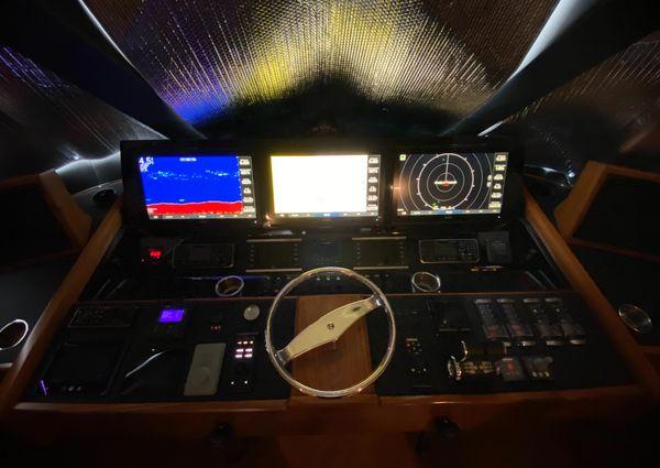 Viking 80 Enclosed Bridge image