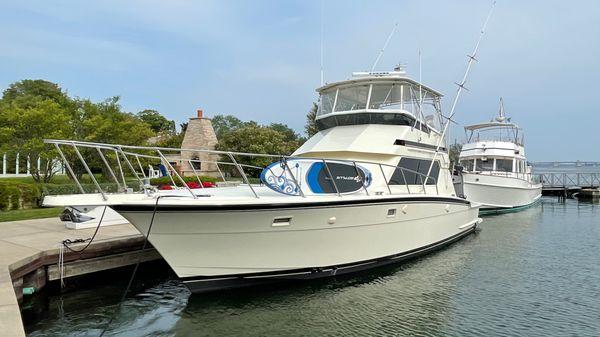 Hatteras 48 Sportfish