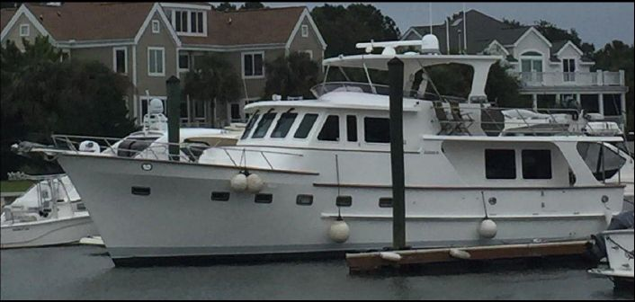 DeFever 56 Pilothouse