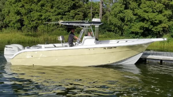 Sea Fox 287 CC Pro
