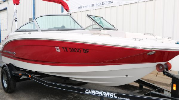 Chaparral 196 SSi Wide Tech