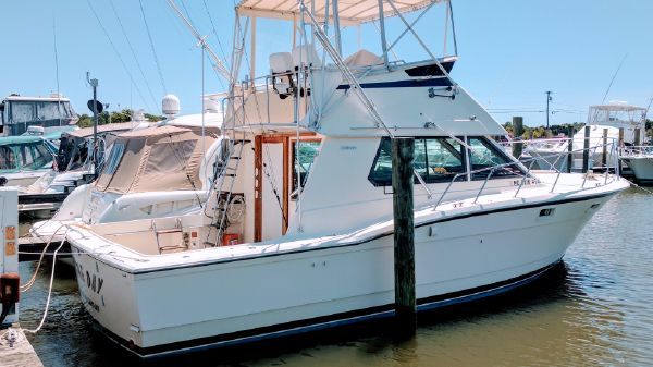Hatteras 36 Convertible Series II