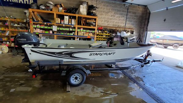 Starcraft Patriot 160 SC