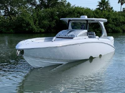 2020 Mystic Powerboats<span>M3800</span>