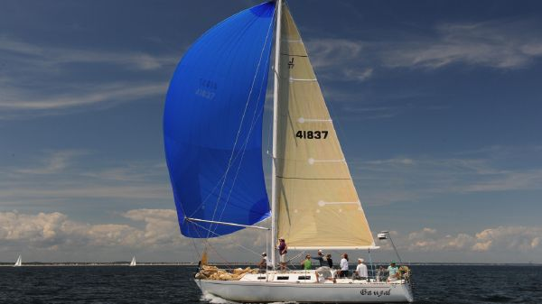 J Boats J 37 Sloop
