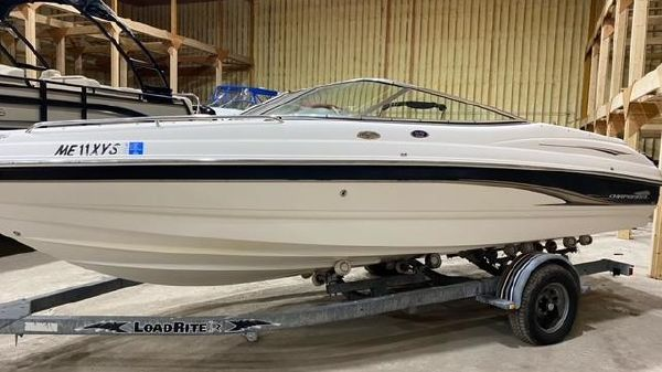 Chaparral 210SS