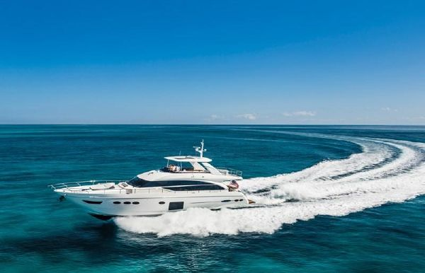 2018 Princess 82 Motor Yacht