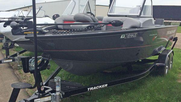 Tracker Targa 18CB