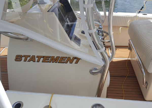 Statement 38 Center Console image