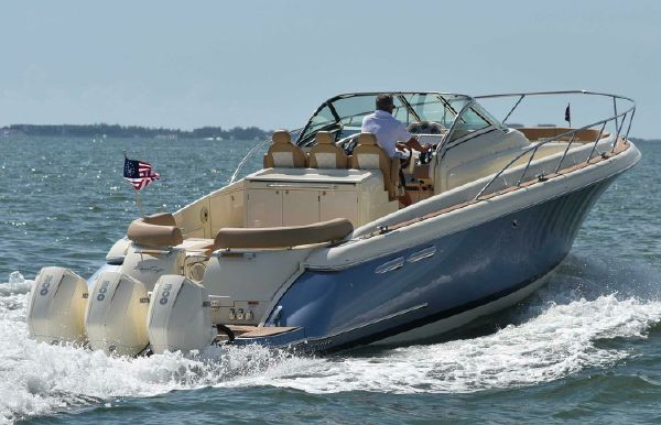 2019 Chris-Craft Launch 38 OB