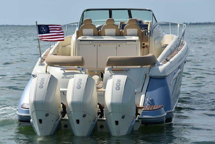 2019 Chris-Craft Launch 38 OB - Diamond Lakes Boat Sales
