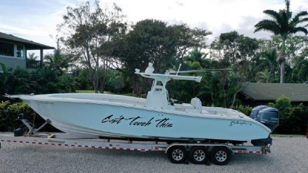 Yellowfin 34 OFFSHORE