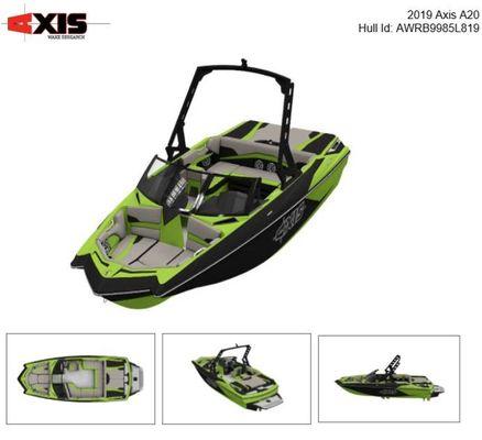Axis A20 - main image