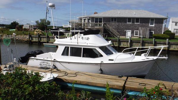 Crusader Boats Stahl 29 Flybridge Custom