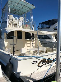 Hatteras 45 Convertible image