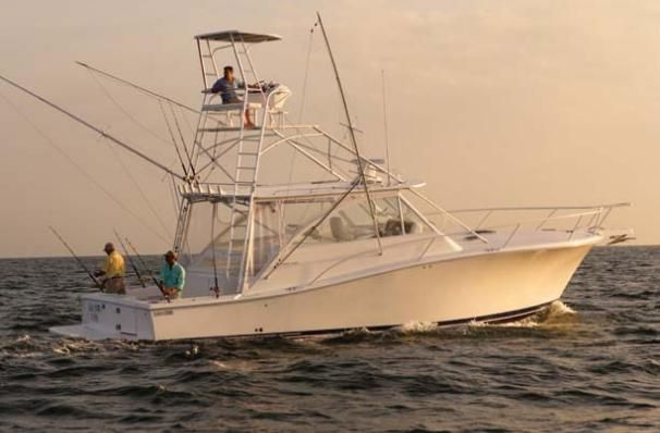 Luhrs 41 Open - main image