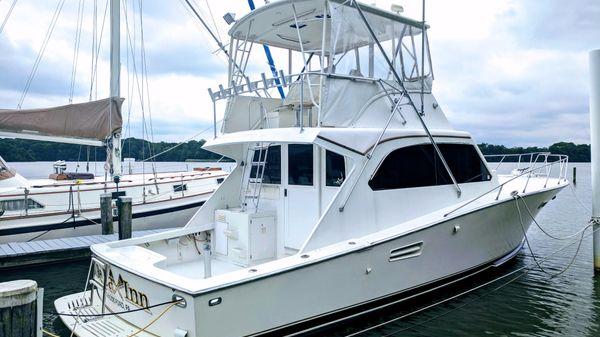 Post Marine 42 Convertible Sportfish