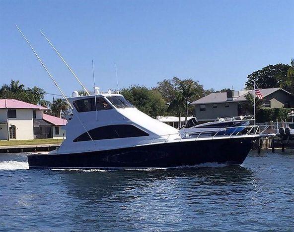 2005 Ocean Yachts enclosed
