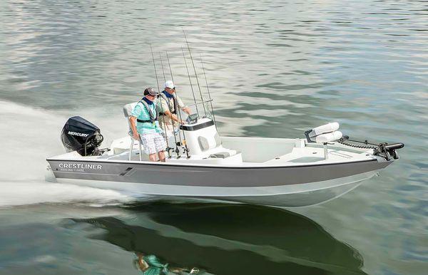 2020 Crestliner 2200 Bay