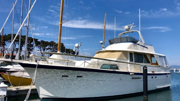 Hatteras Hatteras 53 Motor Yacht