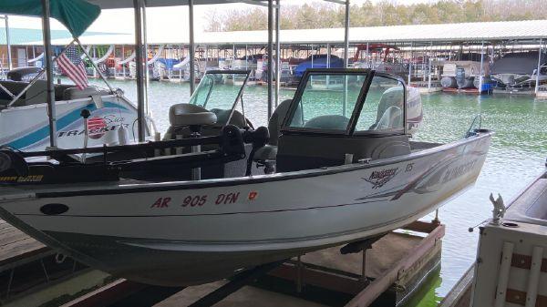 Alumacraft Navigator 175 Sport