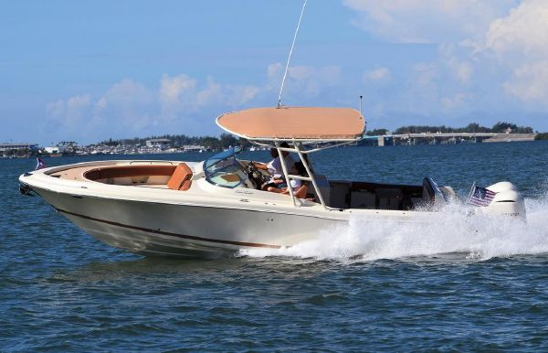 2018 Chris-Craft Calypso 30