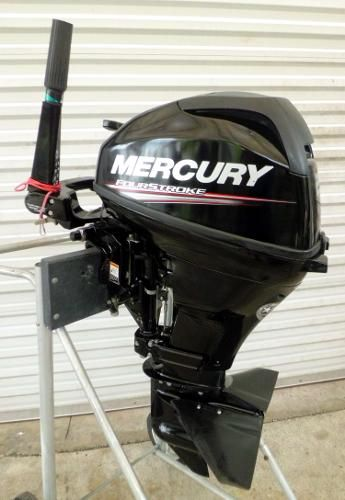 Mercury 20hp 15