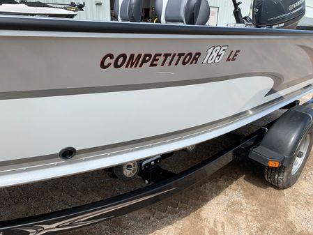 Alumacraft Competitor 185 Tiller image