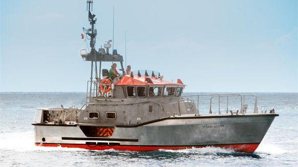 Textron Motor Life Boat