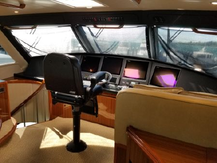 Viking 60 Enclosed Bridge image