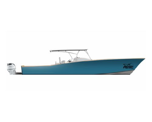 Weaver 41ft Center Console - main image