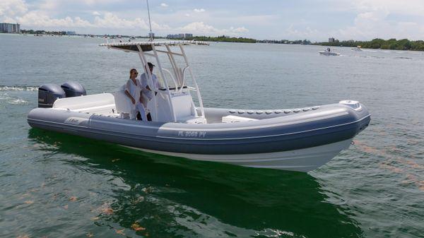 AB Inflatables Oceanus 28 VST