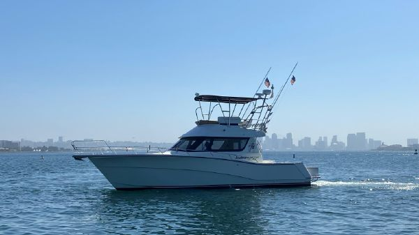 Rodman 1250 ADV Fisher Crusier