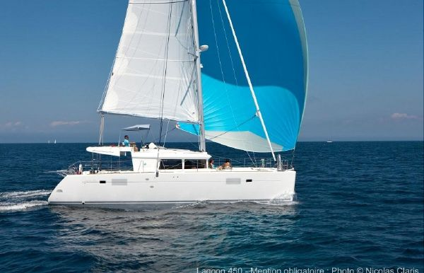 2020 Lagoon 450 F
